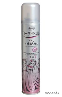 """Лак для волос сверхсильной фиксации """"Organic power""""  (300 мл)"""