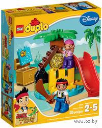 """LEGO. Duplo. """"Остров сокровищ"""""""