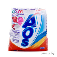 """Стиральный порошок """"AOS Color"""" (1,5 кг)"""