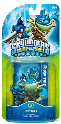 Skylanders Swap Force. Интерактивная фигурка Rip Tide