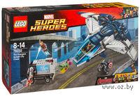 """LEGO. Super Heroes. """"Погоня на Квинджете"""""""