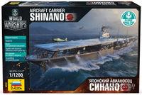 "Японский авианосец ""Синано"" (масштаб: 1/1200)"