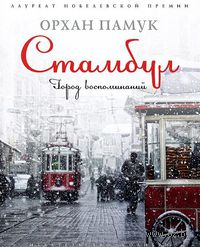 Стамбул. Город воспоминаний. Орхан Памук