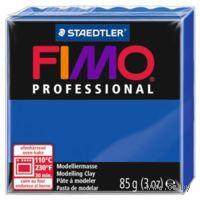 """Глина полимерная """"FIMO Professional"""" (ультрамарин; 85 г)"""