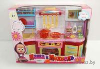 """Игровой набор """"Кухня для Маши и Миши"""" (со световыми и звуковыми эффектами)"""