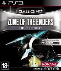 Z.O.E. Zone of the Enders HD Collection (+ демоверсия Metal Gear Rising: Revengeance) (PS3)