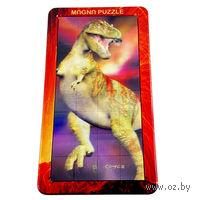 """Пазл магнитный """"Динозавр"""" (32 элемента)"""