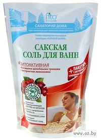 """Сакская соль для ванн """"Фитоактивная"""" (530 г)"""