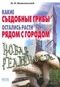 Какие съедобные грибы остались расти рядом с городом. Новая реальность. Михаил Вишневский