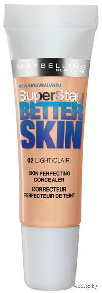 """Корректор для лица """"Better Skin"""" (тон 02, светло-бежевый; 11 мл)"""