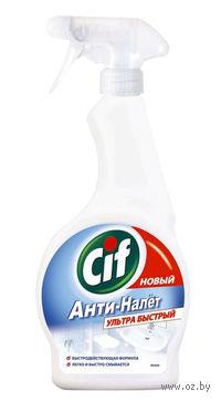 Средство чистящее для ванной CIF (500 мл)