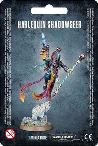 "Миниатюра ""Warhammer 40.000: Harlequin Shadowseer"" (58-14)"