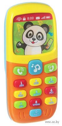 """Развивающая игрушка """"Телефон-дружок"""""""