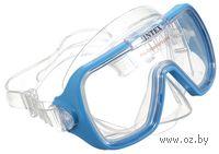 Маска для подводного плавания пластмассовая (18 см)