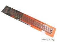 Набор шампуров металлических (6 шт, 60 см; арт. 5107)