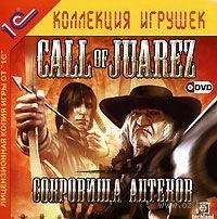 Call of Juarez: Cокровища ацтеков (DVD)