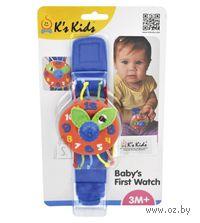 """Развивающая игрушка """"Мои первые часы"""""""
