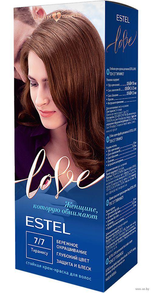 Отзыв о краска для волос estel essex   моя первая профессиональная.