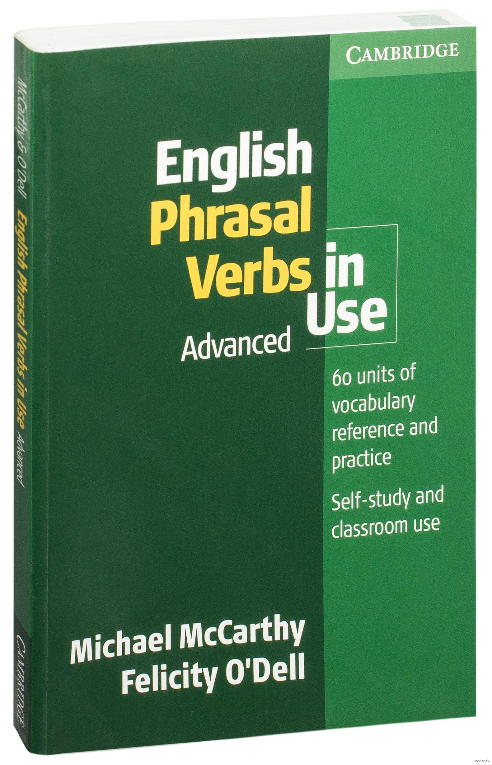 English Phrasal Verbs In Use Pdf