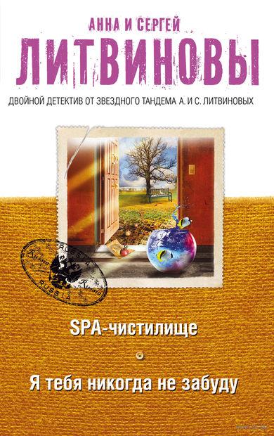 SPA-чистилище. Я тебя никогда не забуду (м). Анна Литвинова, Сергей Литвинов