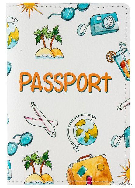 Обложка на паспорт (арт. C1-17-899) — фото, картинка