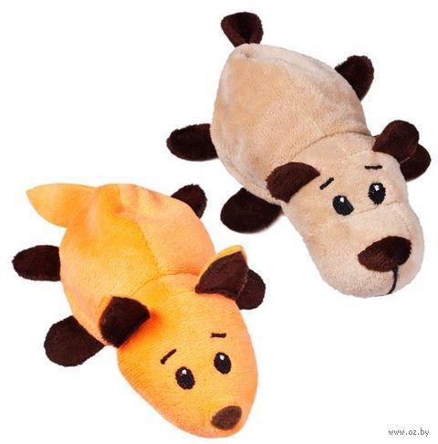"Мягкая игрушка ""Лисёнок-мишка"" (14 см) — фото, картинка"