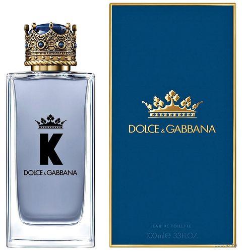 "Туалетная вода для мужчин Dolce & Gabbana ""К"" (100 мл) — фото, картинка"
