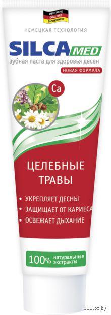"""Зубная паста """"Целебные травы"""" (130 мл)"""