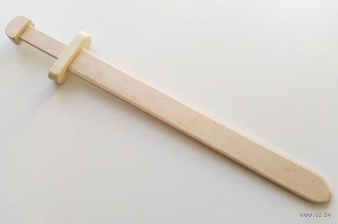 """Игровой набор """"Богатырский меч"""" — фото, картинка"""