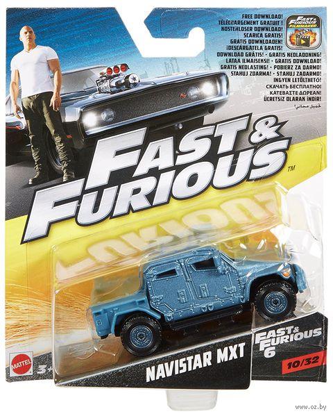 "Модель машины ""Fast&Furios. Navistar MXT"" (масштаб: 1/55) — фото, картинка"