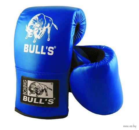 "Перчатки снарядные ""Bull's"" (L; синие) — фото, картинка"