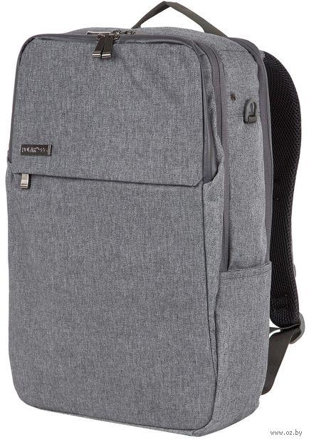 Рюкзак П0051 (8,7 л; серый) — фото, картинка