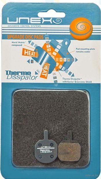 """Колодки тормозные для велосипеда """"UN-BP023-DIY"""" — фото, картинка"""