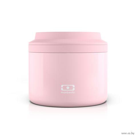 """Термоконтейнер для еды """"Element"""" (розовый) — фото, картинка"""