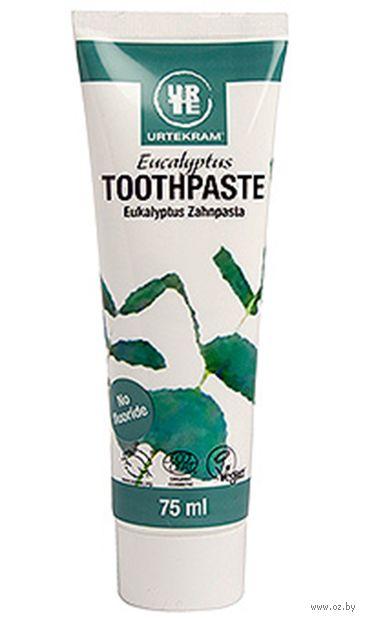 """Зубная паста """"Эвкалипт"""" (75 мл) — фото, картинка"""