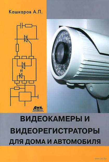 Видеокамеры и видеорегистраторы для дома и автомобиля. Андрей Кашкаров