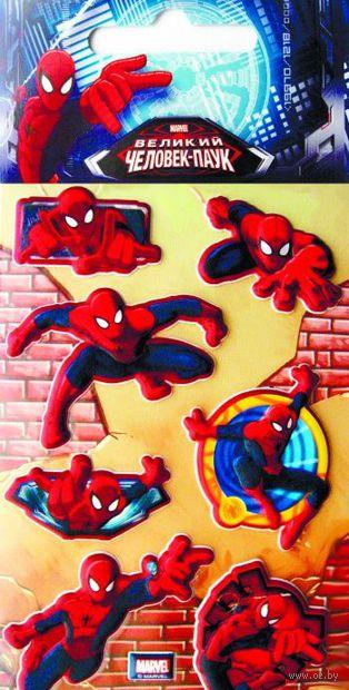 "Наклейки ""3D. Человек-паук"" (арт. DsD05)"