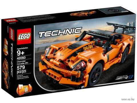 """LEGO Technic """"Chevrolet Corvette ZR1"""" — фото, картинка"""
