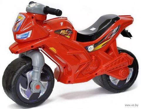 "Каталка ""Мотоцикл-беговел"" (арт. 501K) — фото, картинка"