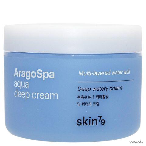 """Крем для лица """"AragoSpa. Aqua Deep Cream"""" (90 мл) — фото, картинка"""