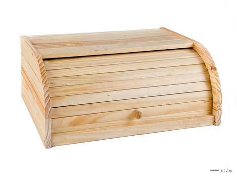 """Хлебница деревянная """"Apetit"""" (400х275х165 мм)"""