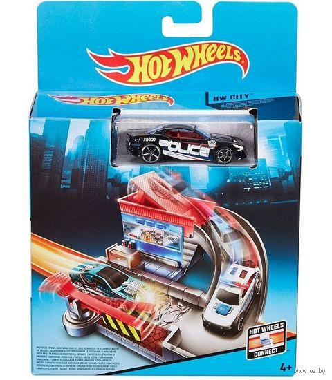 """Игровой набор """"Hot Wheels. Полицейская погоня"""""""
