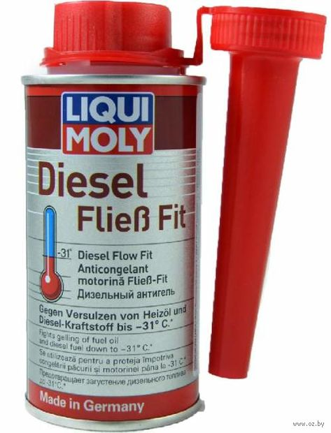 "Присадка в д/т антигель ""Diesel Fliess-Fit"" (0,15 л) — фото, картинка"