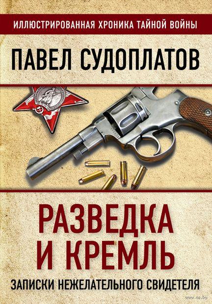 Разведка и Кремль. Записки нежелательного свидетеля — фото, картинка