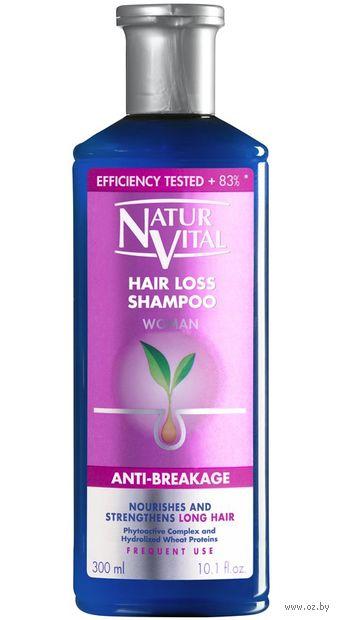 """Шампунь для волос """"Natur Vital. Anti-Breakage"""" (300 мл) — фото, картинка"""