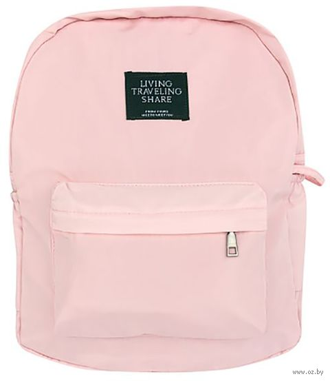 """Рюкзак """"Travelling"""" (розовый) — фото, картинка"""