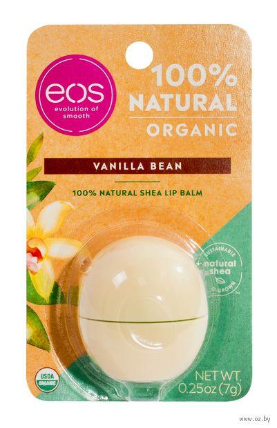 """Бальзам для губ """"EOS. Vanilla Bean"""" — фото, картинка"""
