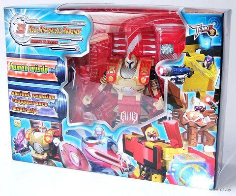 """Робот-трансформер """"Warrior. Титан"""" — фото, картинка"""