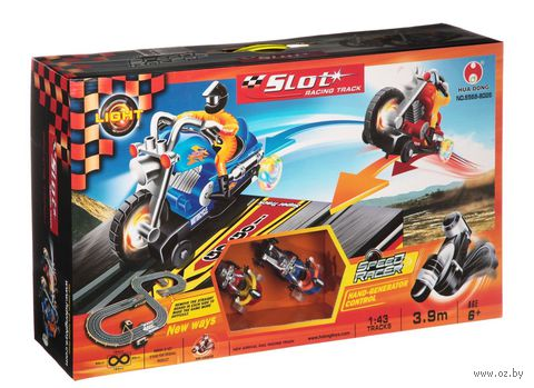 "Автотрек ""Racing Track"" (арт. 6568-8026) — фото, картинка"
