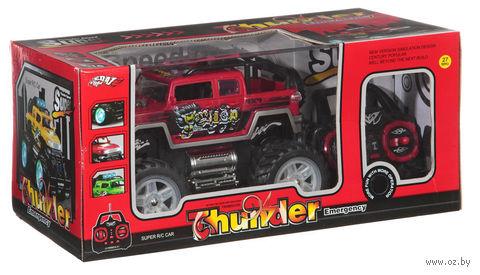 """Автомобиль на радиоуправлении """"Джип Thunder"""" (арт. LD3191A)"""